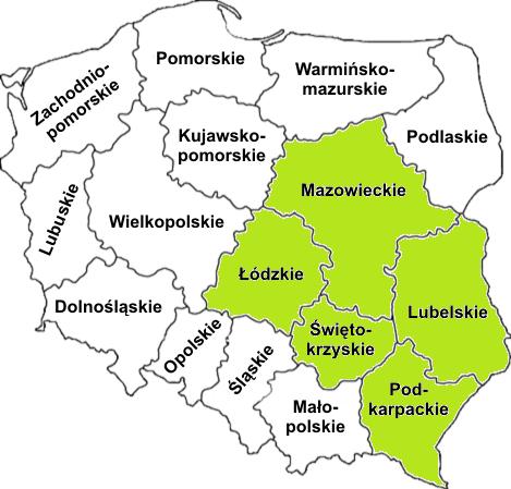 Miejsce montażu szamb betonowych Radom Kielce Lublin